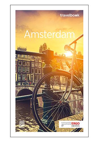 Amsterdam. Travelbook. Wydanie 2 (wydanie 2)