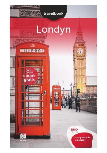 Londyn. Travelbook. Wydanie 1 (wydanie 1)
