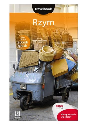 Rzym. Travelbook. Wydanie 1 (wydanie 1)