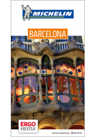 Barcelona. Michelin. Wydanie 1
