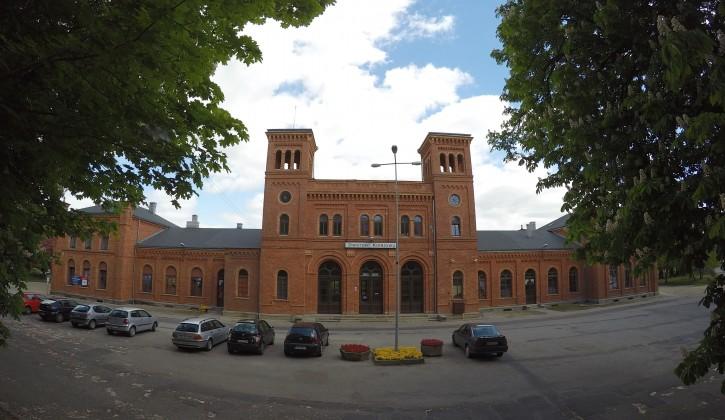Stacja kolejowa w Świebodzicach