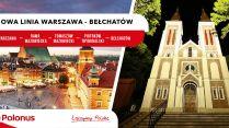 Warszawy do Bełchatowa z Polonusem