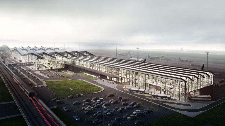 Wciąż nie ma wykonawcy Terminalu T2 w Gdańsku!