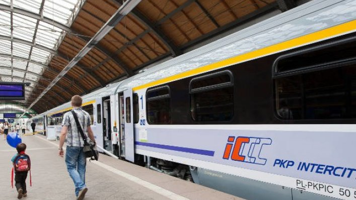 23 pociągi więcej w nowym rozkładzie PKP Intercity