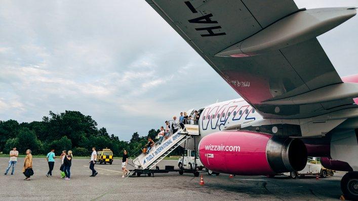 4 nowe trasy Wizz Air z Serbii