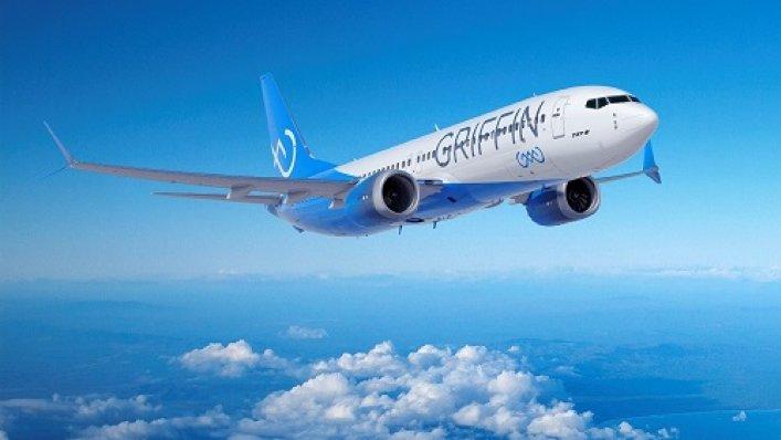 5 samolotów Boeing 737-8 dla Griffin Global Asset Management