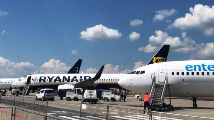 8,9% więcej pasażerów na Lotnisku Warszawa – Modlin