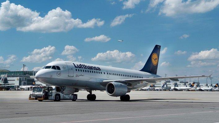 Bilety lotnicze Lufthansy – 5 PLN za groupon zniżkowy wart 100 PLN