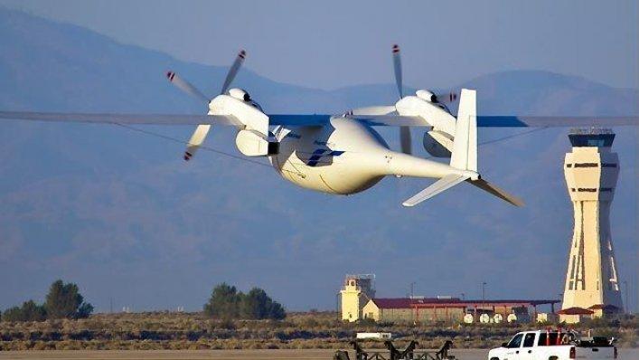 Boeing łączy siły z Robotic Skies