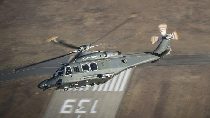 Boeing MH-139 zastąpi słynne Huey Fleet