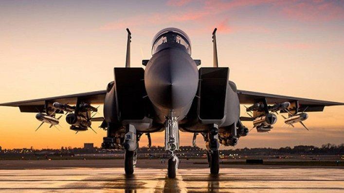 Boeing prezentuje zaawansowane odrzutowce Qatar F-15