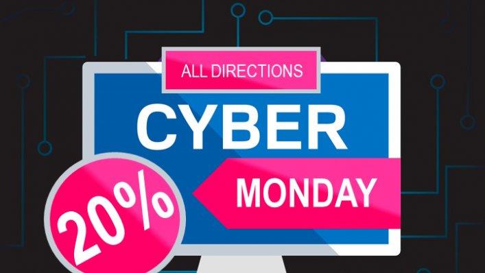 Cyber Monday w Modlinbus!