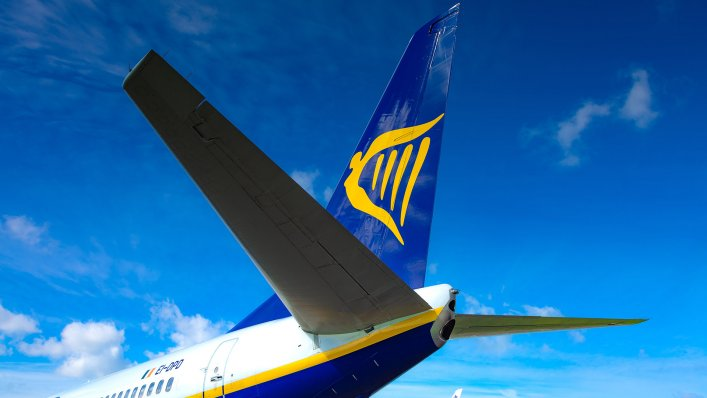 Częstsze loty na Teneryfę z Ryanairem