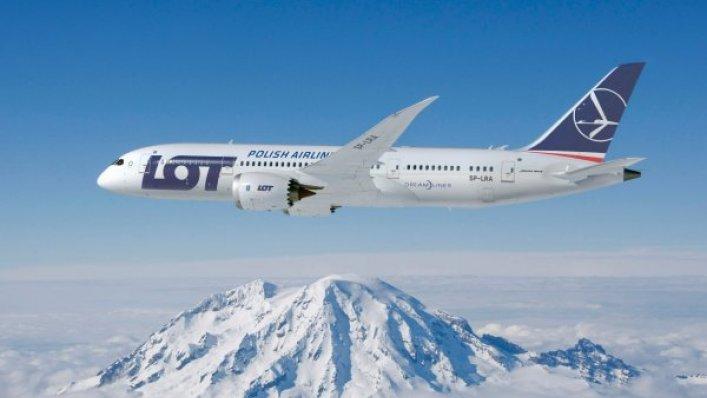 Dreamliner LOT-u wykonał najdłuższy bezpośredni rejs w historii firmy
