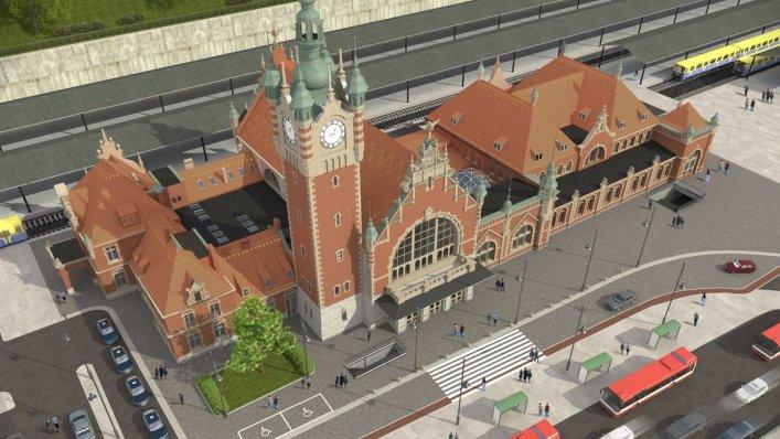 Dworzec w Gdańsku ma 120 lat