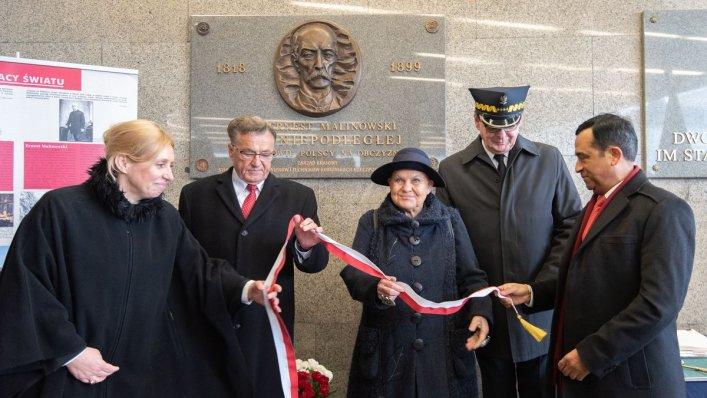 Ernest Malinowski uhonorowany w Warszawie