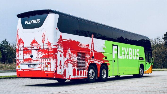 FlixBus przewiózł w Polsce 4 miliony pasażerów