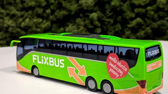 FlixBus wspiera WOŚP