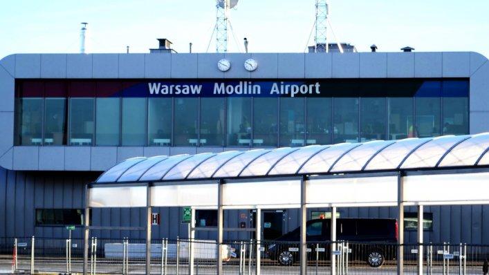Historyczny rekord Lotniska Warszawa-Modlin