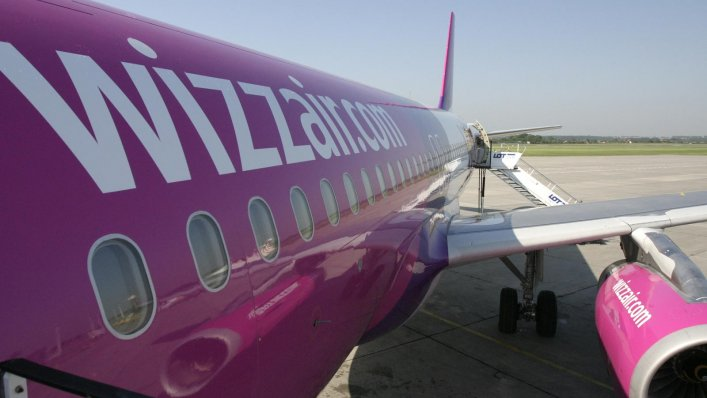 Hit Wizz Air: 8 nowych tras z Warszawy: Lizbona, Malta, Katania, Alicante, Dortmund, Larnaka, Werona i Turyn