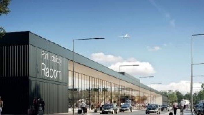 Inauguracja budowy lotniska w Radomiu