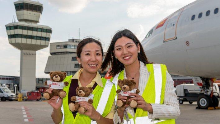 Już od 10 lat można latać z Berlina do Pekinu