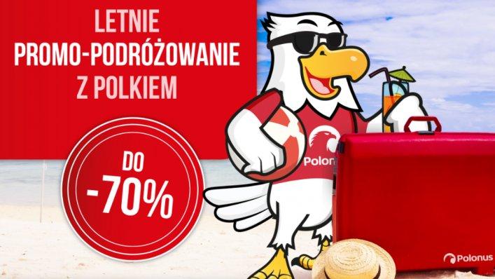 Letnia promocja Polonusa do 70%