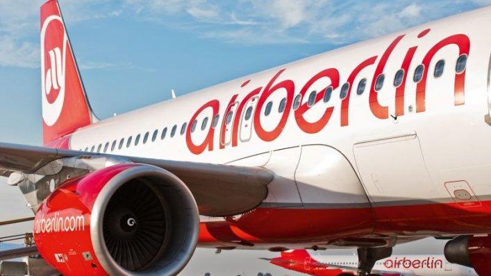 Linia airberlin ogłasza rozpoczęcie procedury upadłościowej!
