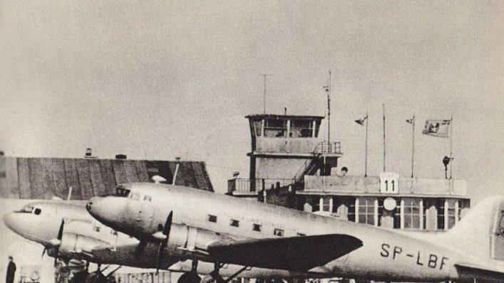 Łódź Airport kończy 96 lat