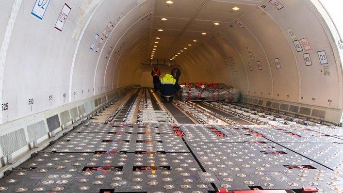 Lotnisko Rzeszów-Jasionka bazą dla największego w Polsce frachtowca