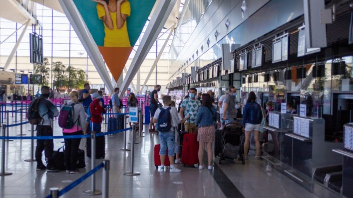 Milion pasażerów w Porcie Lotniczym Gdańsk