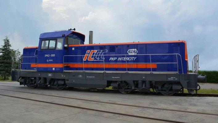 Modernizacja 13 lokomotyw PKP Intercity
