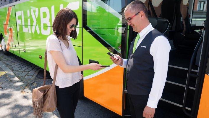 Możesz kupić bilet FlixBus w autobusie