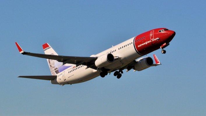 Norwegian ogłasza rozkład lotów na lato 2022