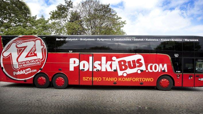 Nowa międzynarodowa trasa do Wiednia i Brna oraz nowości na liniach krajowych