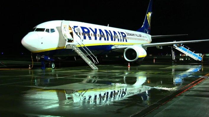 Nowa trasa Ryanair z Wrocławia