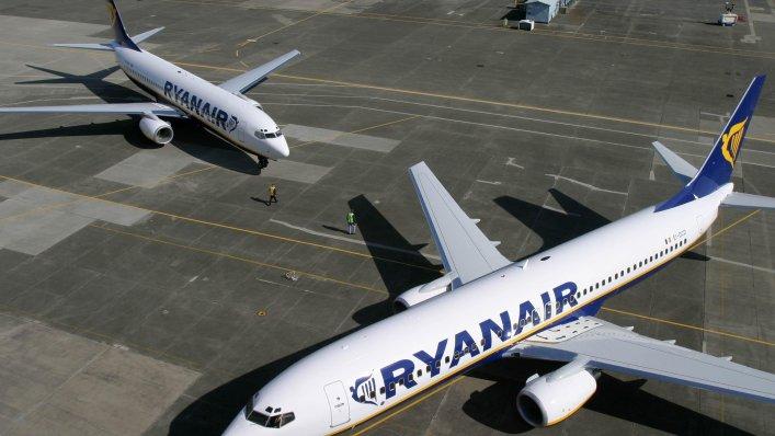 Nowe połączenia Ryanair z poznańskiego lotniska