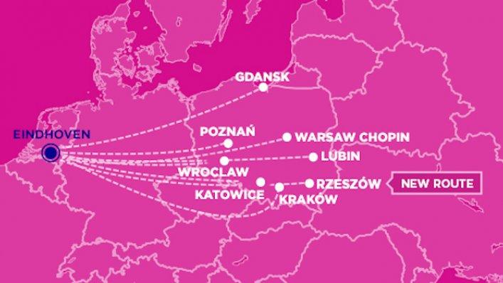 Nowe połączenie Wizz Air z Rzeszowa