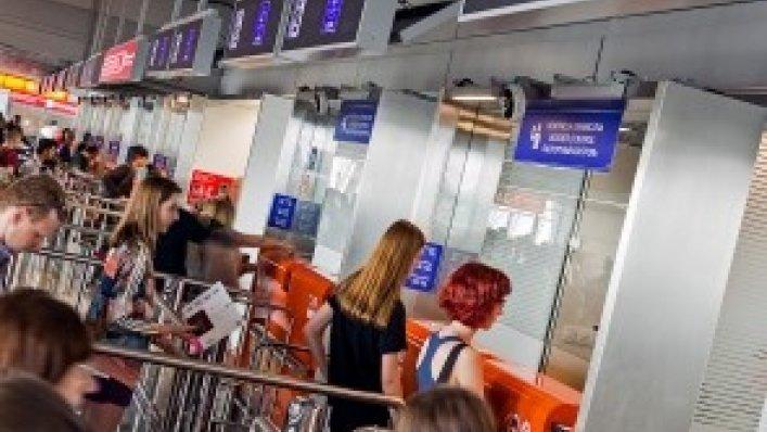 Nowe stanowiska w strefie Non Schengen na Lotnisku Chopina