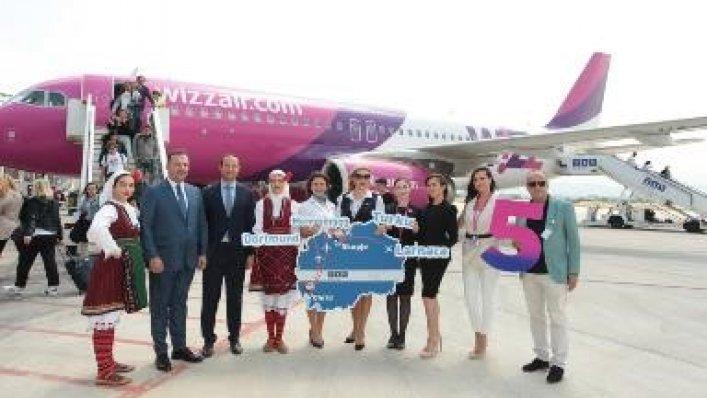 Nowe trasy Wizz Air z Macedonii Północnej