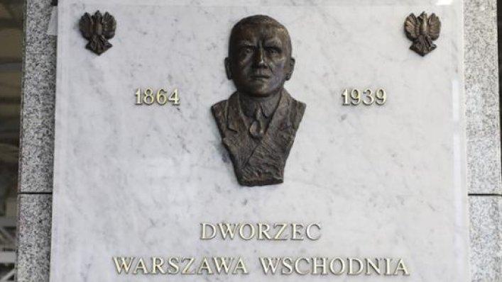 Nowy patron Warszawy Wschodniej