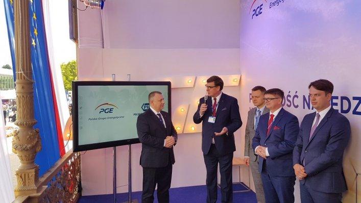 PGE podpisała list intencyjny z Polskimi Kolejami Państwowymi