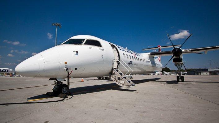 Pierwszy lot z Krakowa do Bukaresztu już za nami