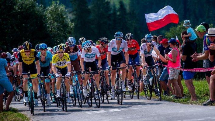 PKP Intercity jest partnerem Tour de Pologne