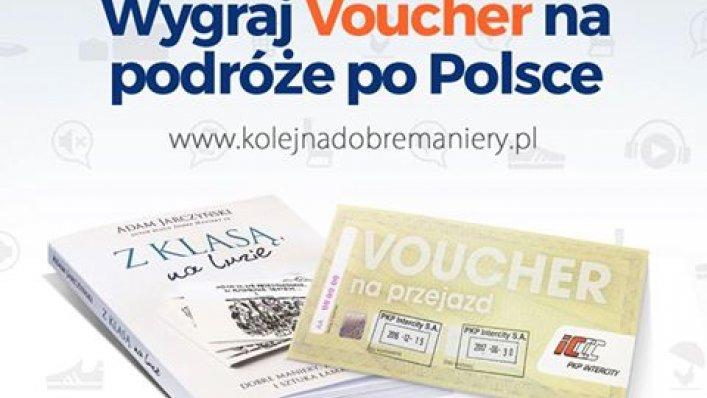 """PKP Intercity: konkurs """"Kolej na dobre maniery"""""""