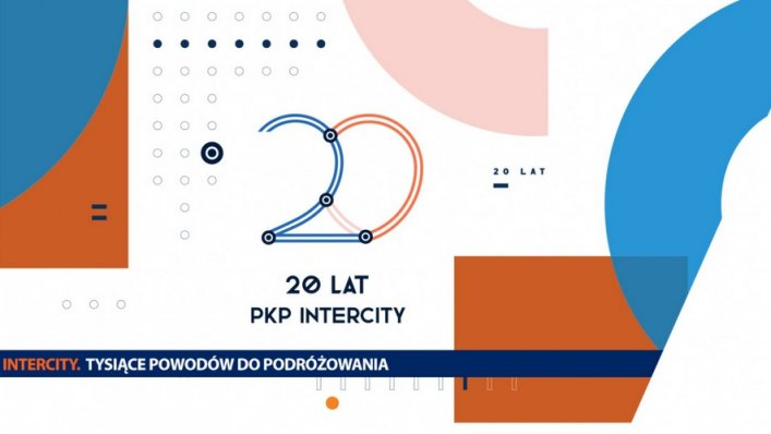 PKP Intercity świętuje 20-lecie