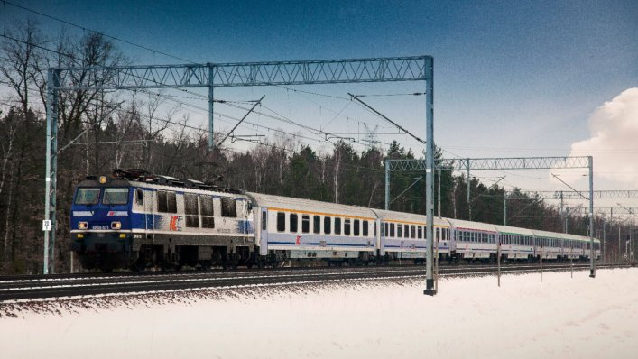 PKP Intercity w czasie ferii