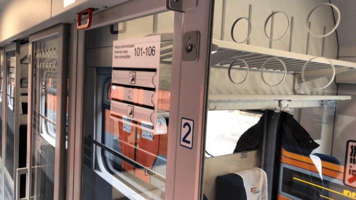 PKP Intercity wysyła kolejne zmodernizowane wagony