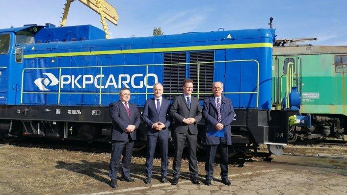PKP S.A. wprowadza nowy system POLSUW