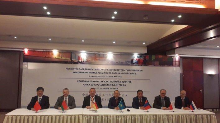 PKP wzięły udział w spotkaniu w sprawie przewozów z Chin